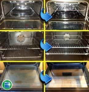 guide to oven cleaning